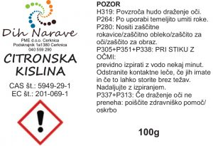 CITRONSKA KISLINA - etiketa.cdr
